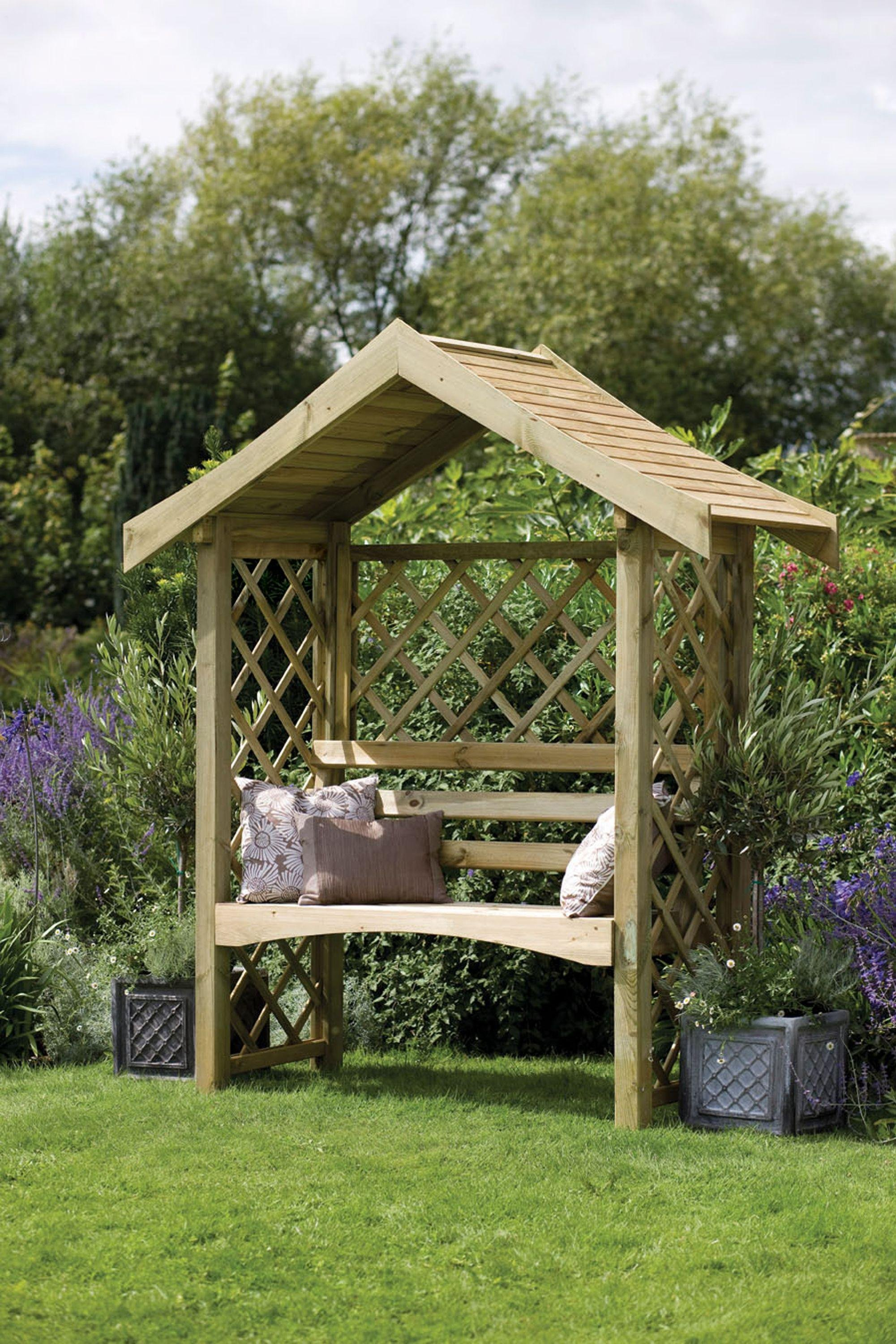Forest Sienna Arbour. lowest price