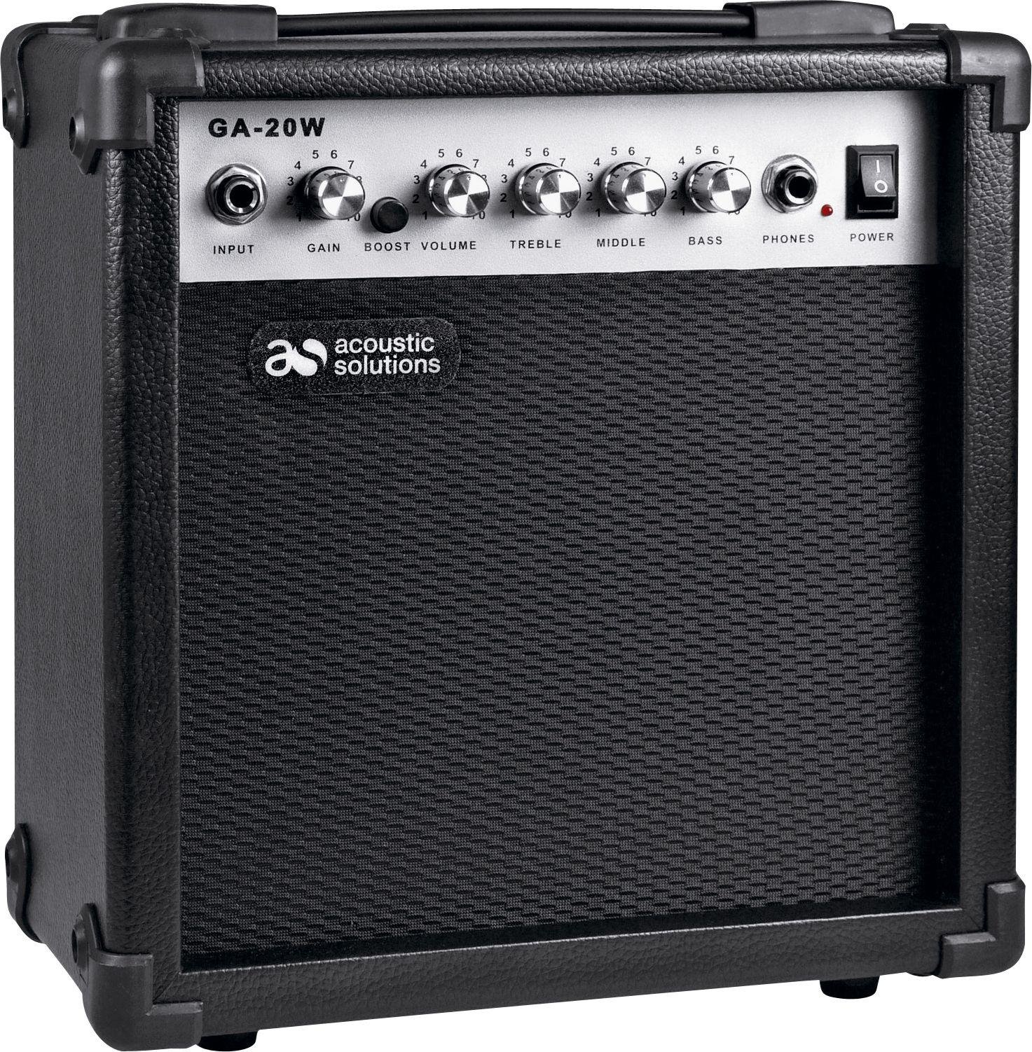 Image of Acoustic Solutions 20 Watt Guitar Amp