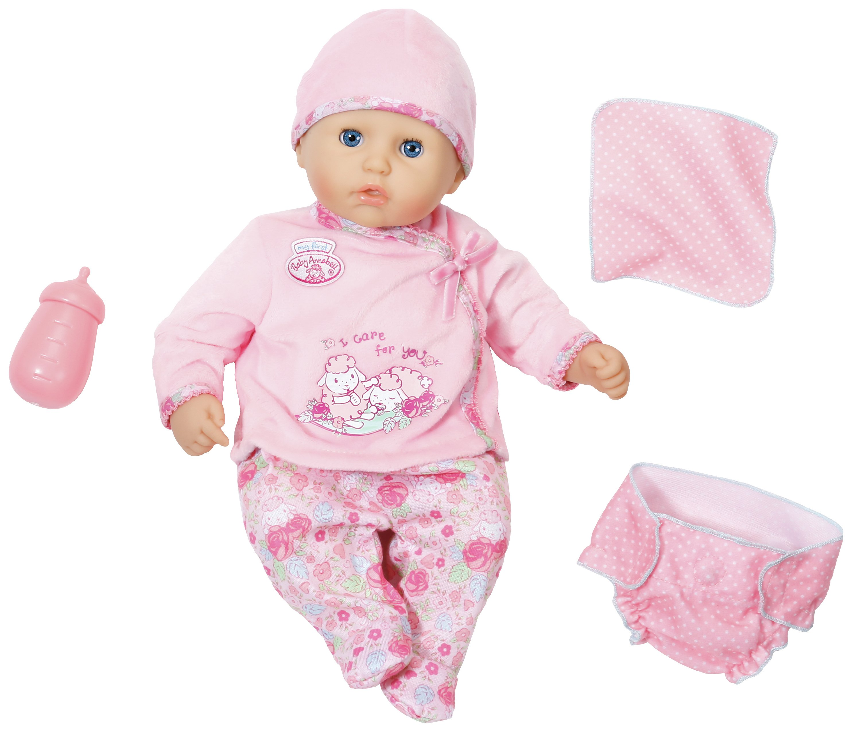 Image of Baby Annabell - Let's Play Doll
