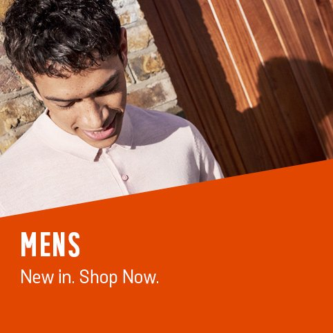 Men's clothing. New in.