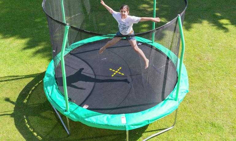 Outdoor toys maintenance. A guide to help you check and maintain your trampoline, climbing frame, swings and kids bike.