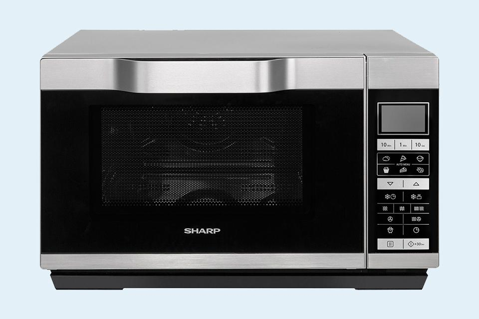Sharp R 254 WHITE Microwave Oven