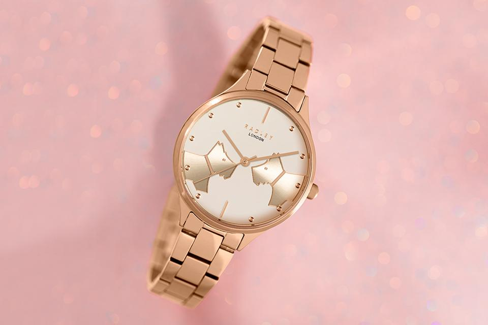 New in watches.