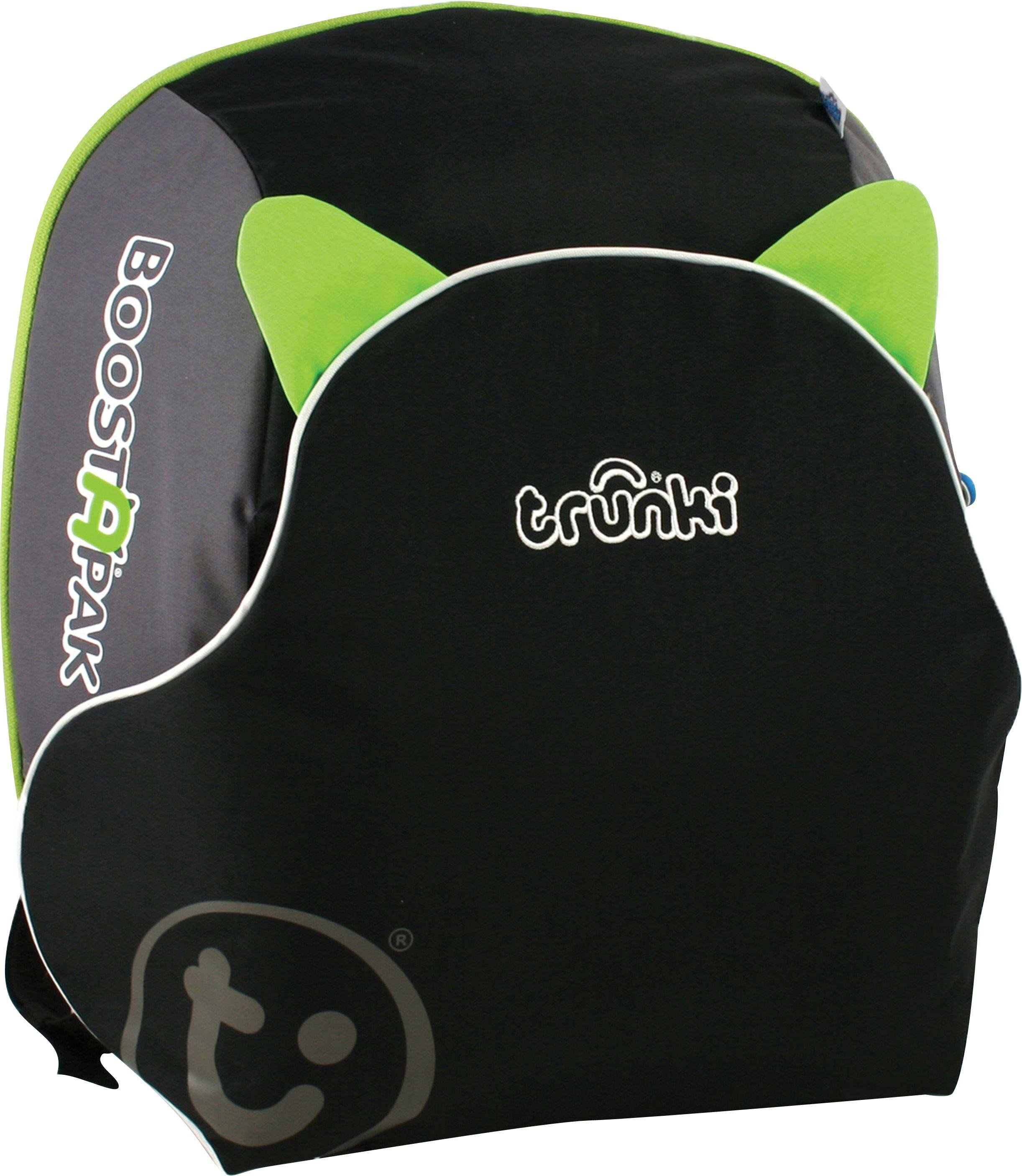 Trunki Boostapak Car Booster Seat - Green