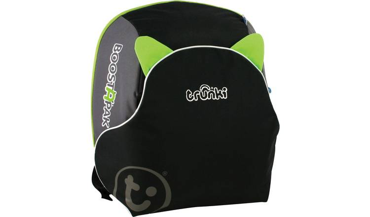 Trunki Boostapak Car Booster Seat - Green.