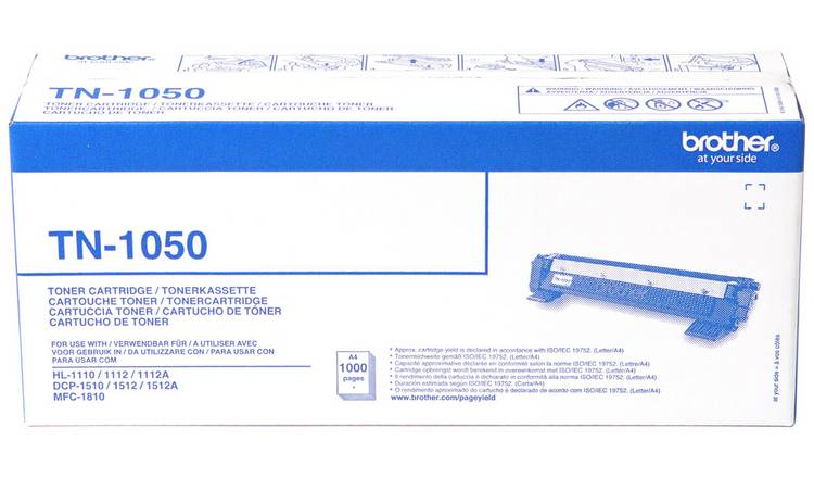 Brother TN1050 Toner Cartridge - Black