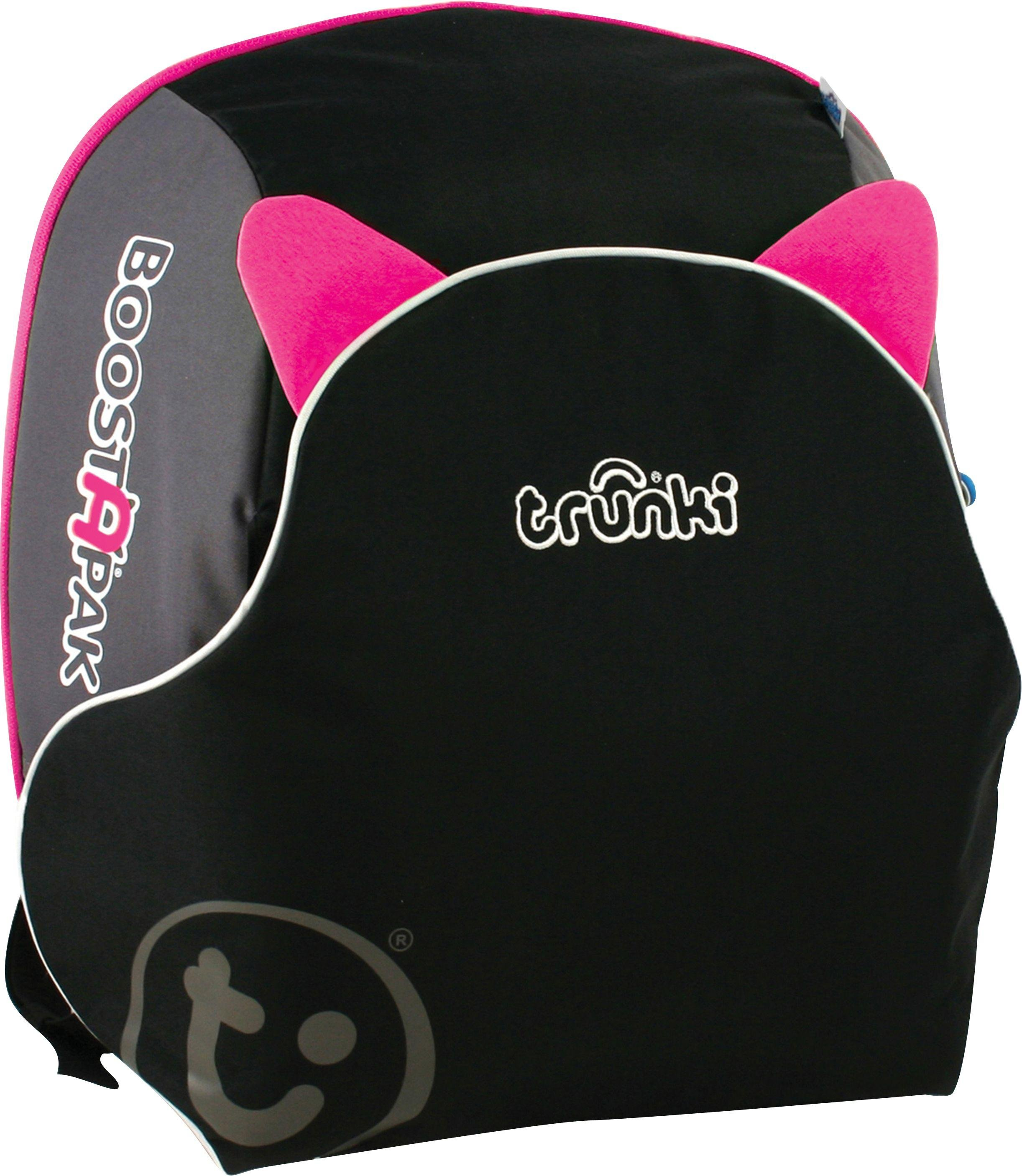 Trunki Boostapak Car Booster Seat - Pink