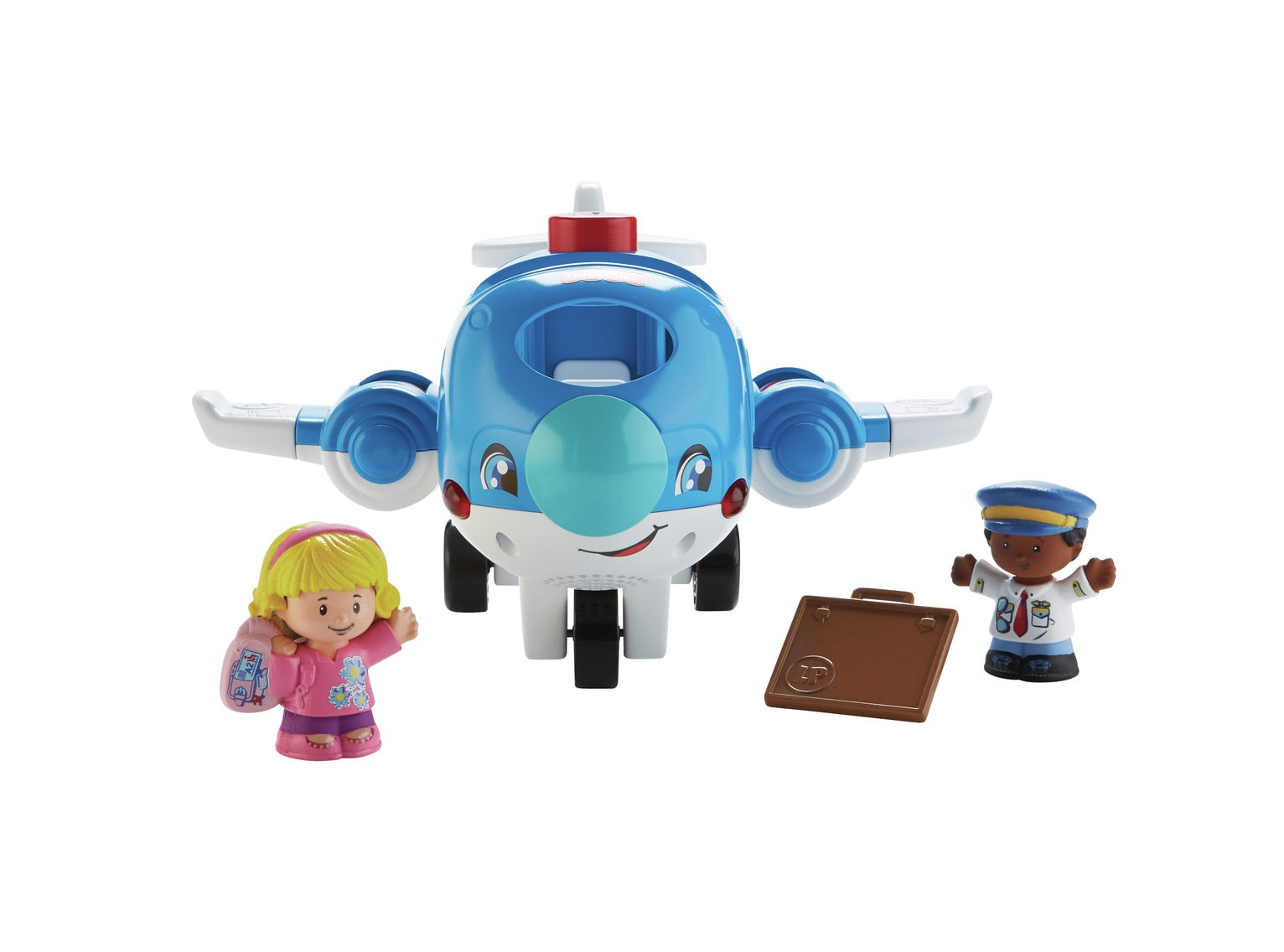 Fisher-Price Little People Plane