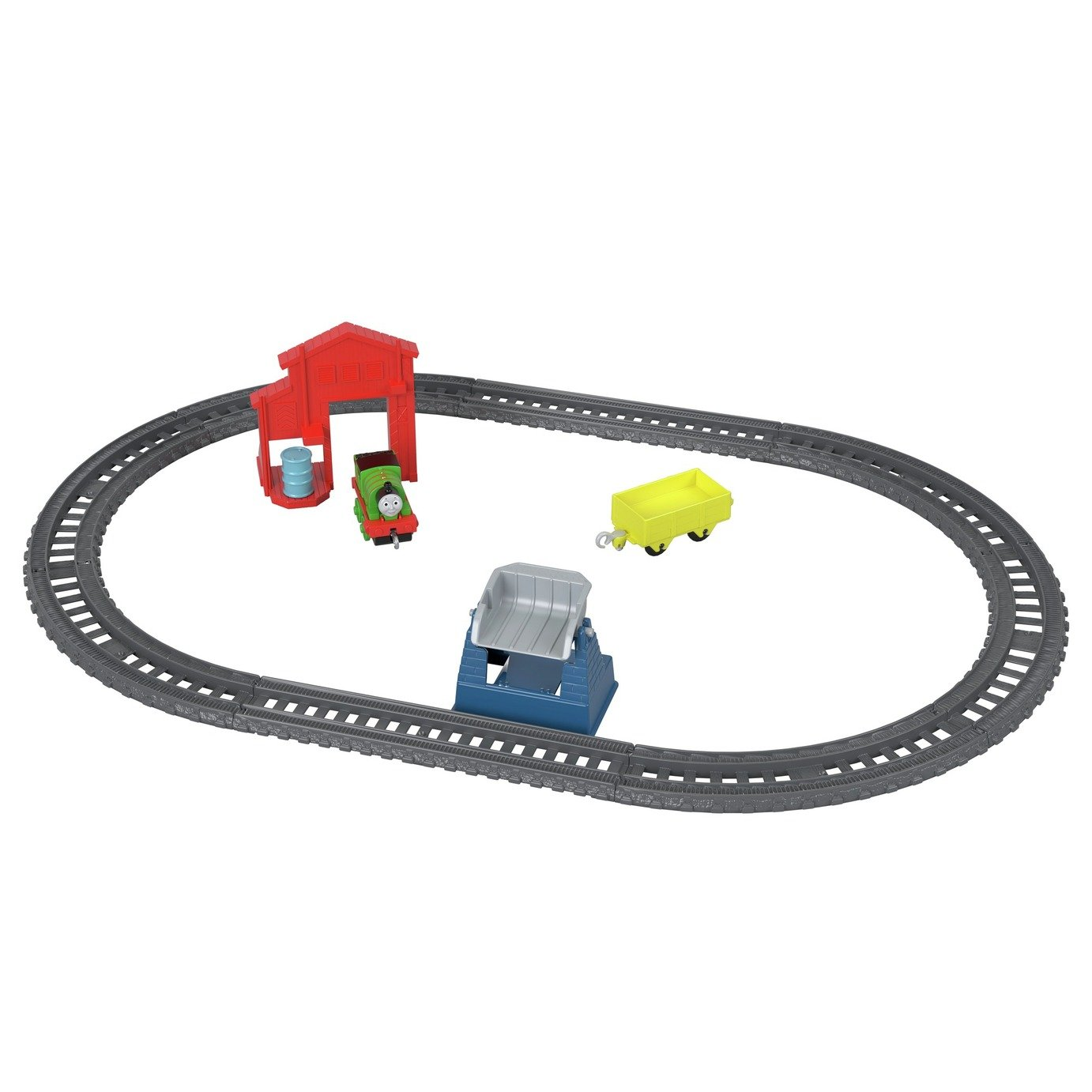 Fisher-Price Percy's Barel Playset