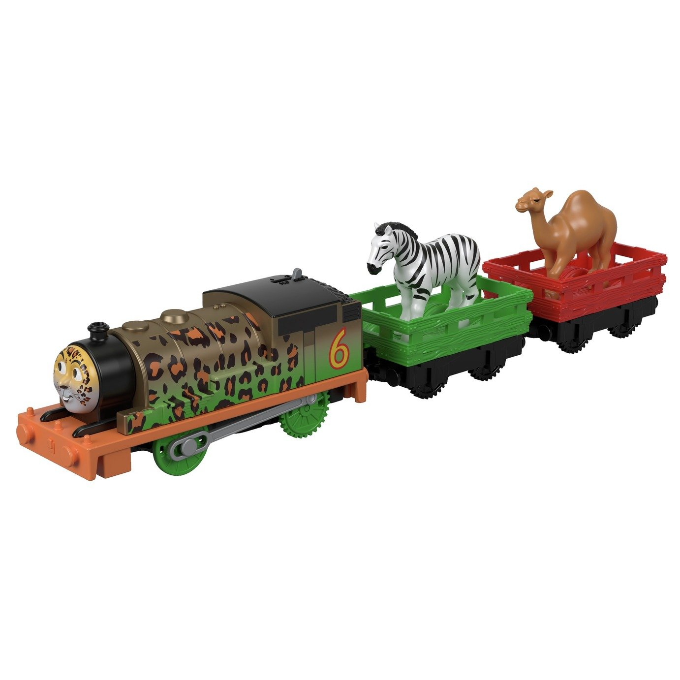 Thomas & Friends Thomas Motorised Animal Adventure Percy