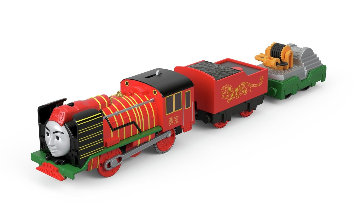 Thomas & Friends Thomas Motorised Yong Bao Rescue
