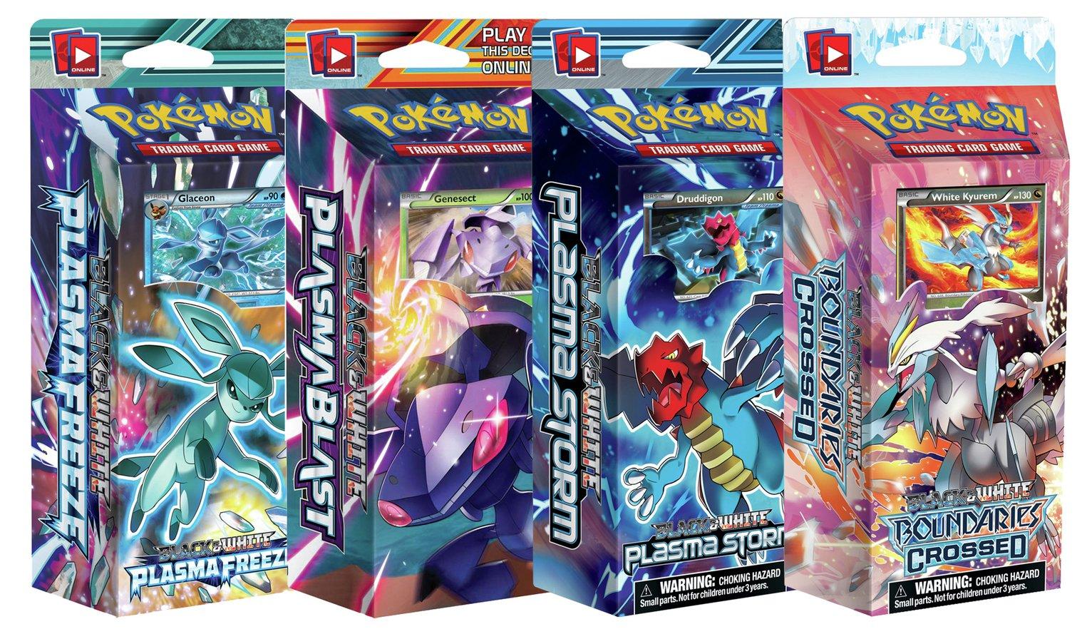 Pokemon Trading Card Theme Deck