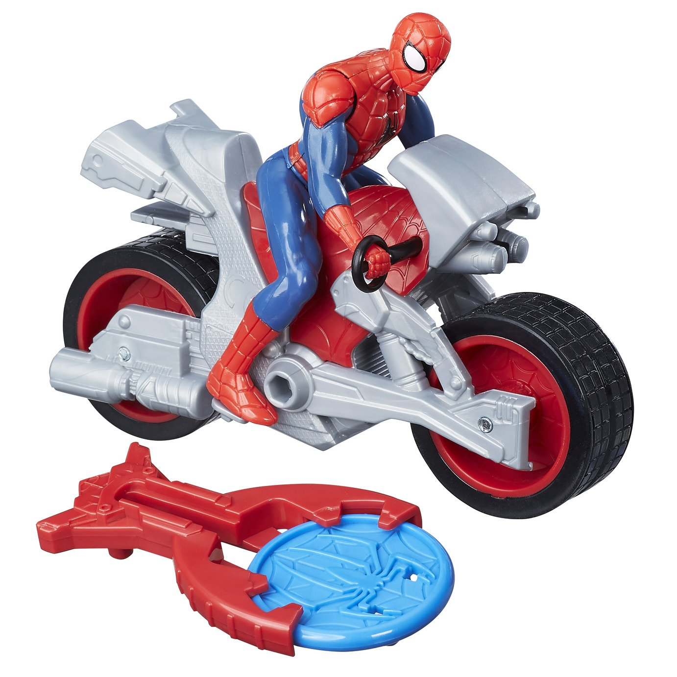 Ultimate Spider-Man Blast 'N' Go Racers