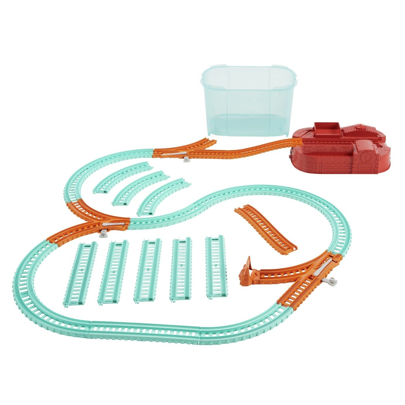 Thomas & Friends Thomas Track Builder Bucket