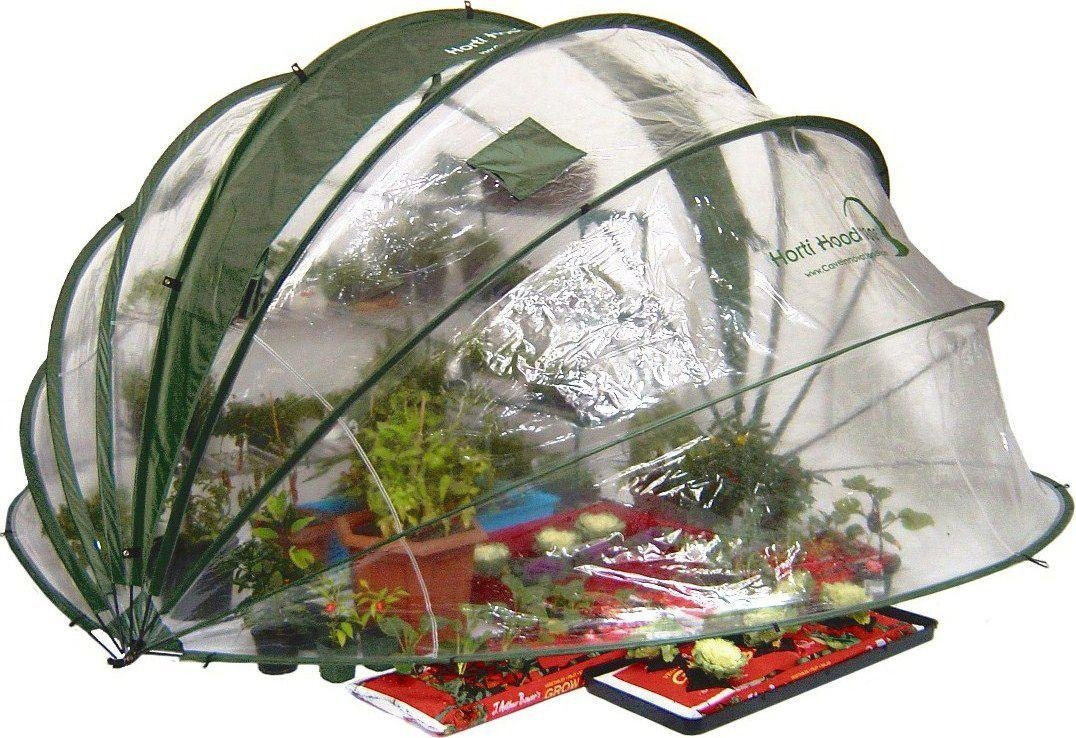 Image of Horti Hood 180 Folding Greenhouse.