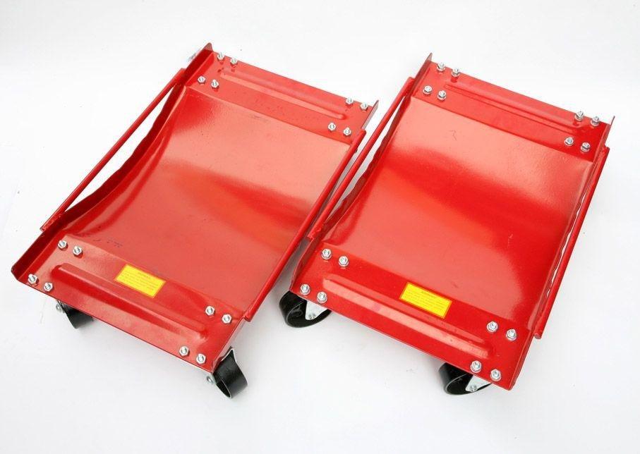 Image of 400kg Wheel Dolly Set.