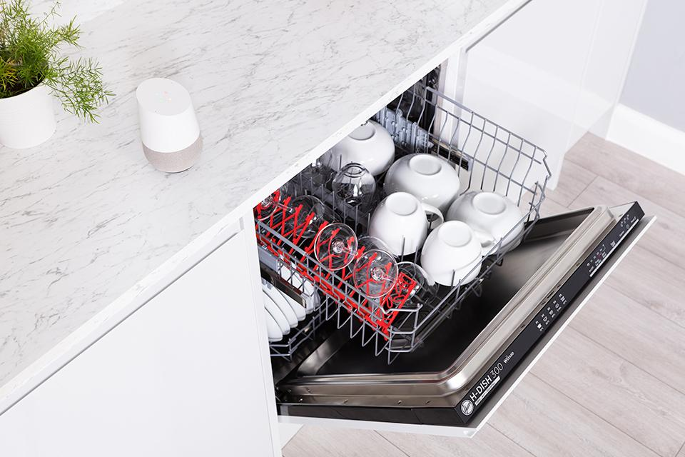 Smart dishwasher