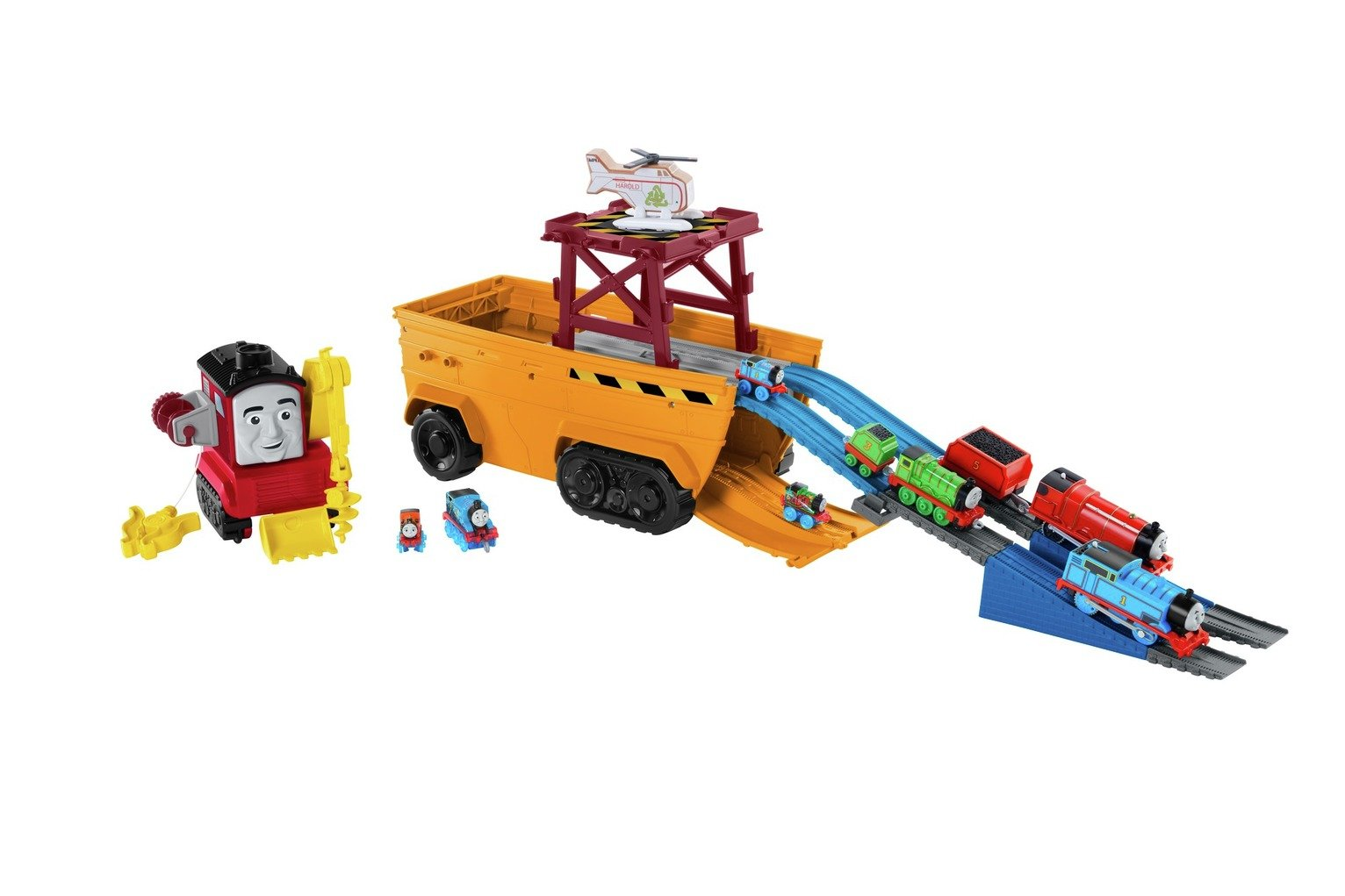 Fisher-Price Thomas & Friends Stefano the Super Cruiser