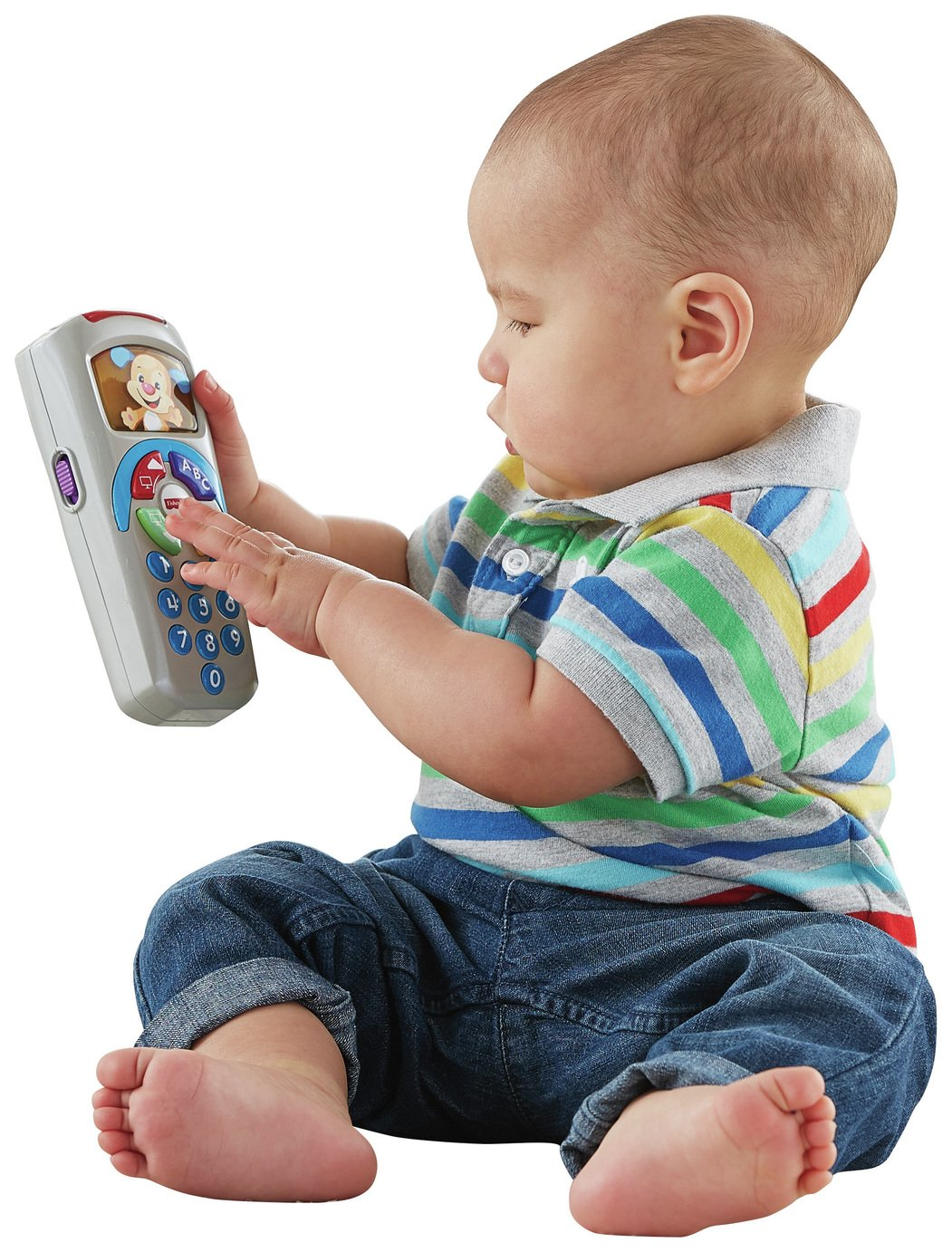 fisher price laugh and learn puppy instructions