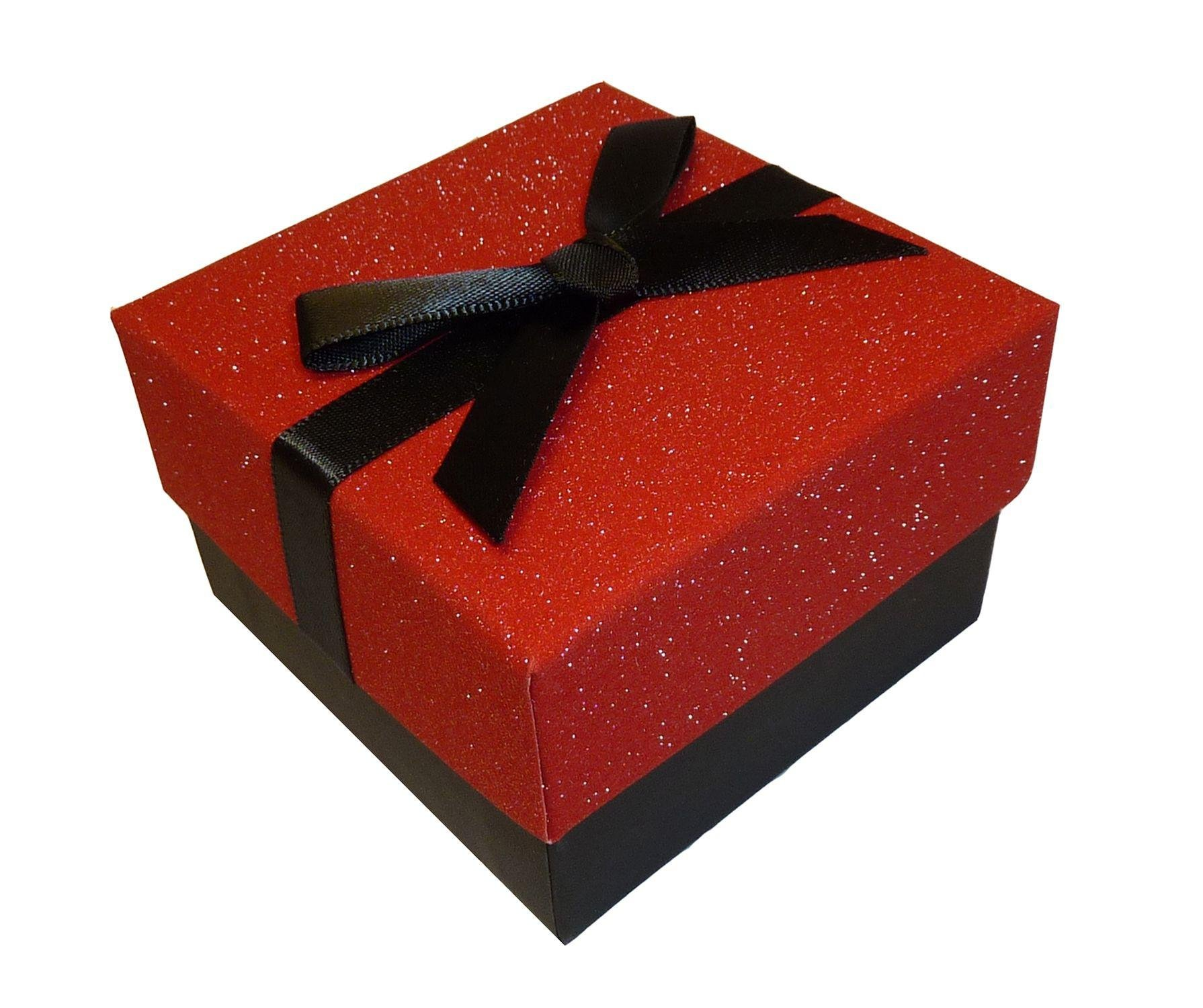 Image of Red Glitter - Jewellery - Gift Box