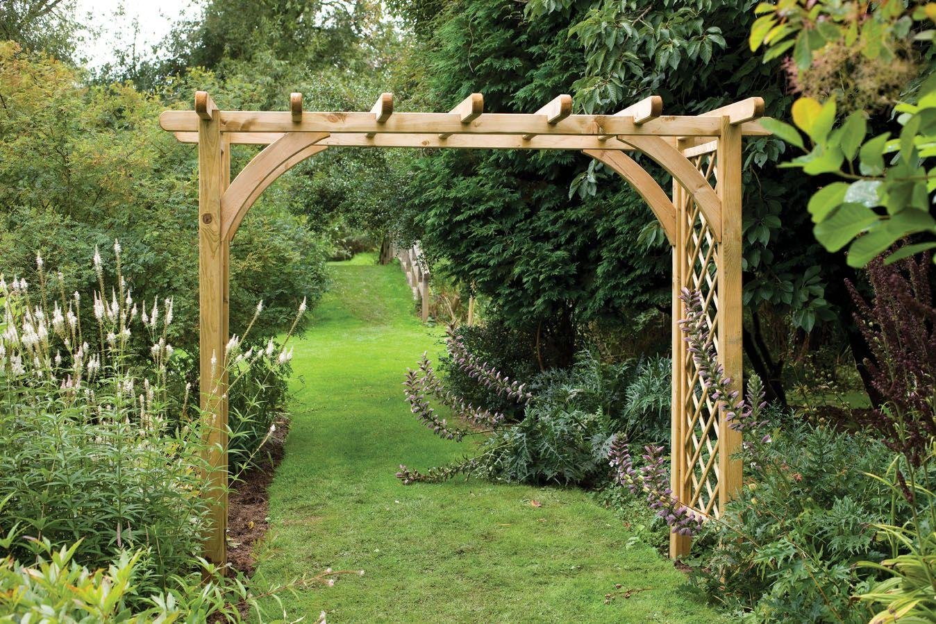 Forest Ultima Pergola Arch Large. lowest price
