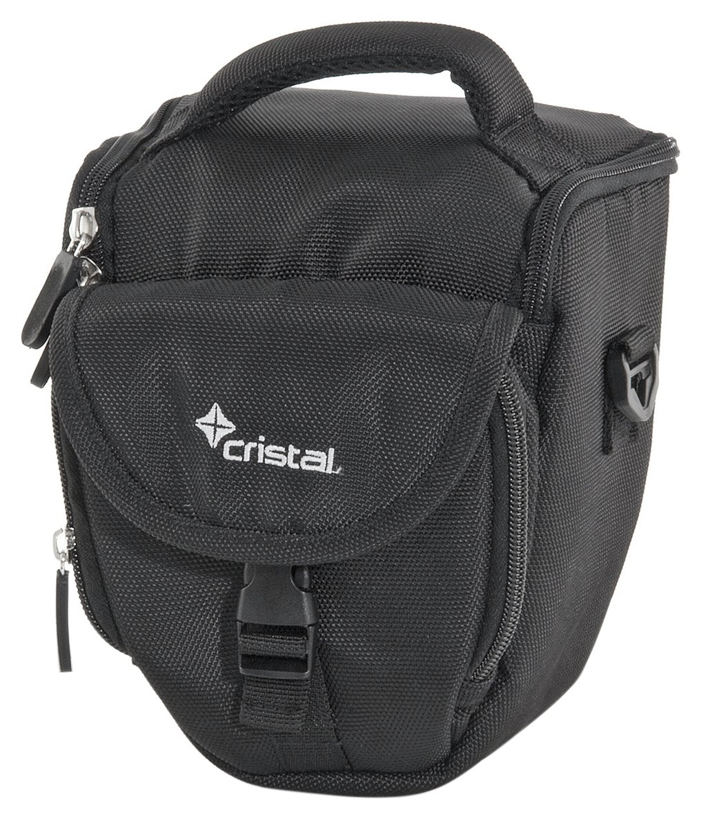 Image of Cristal - Bridge - Camera Case - Black