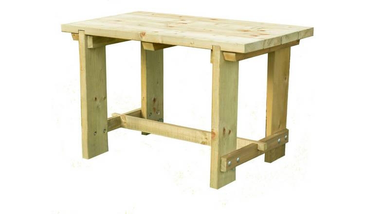 Buy Forest Refectory Table 12m Garden Tables Argos