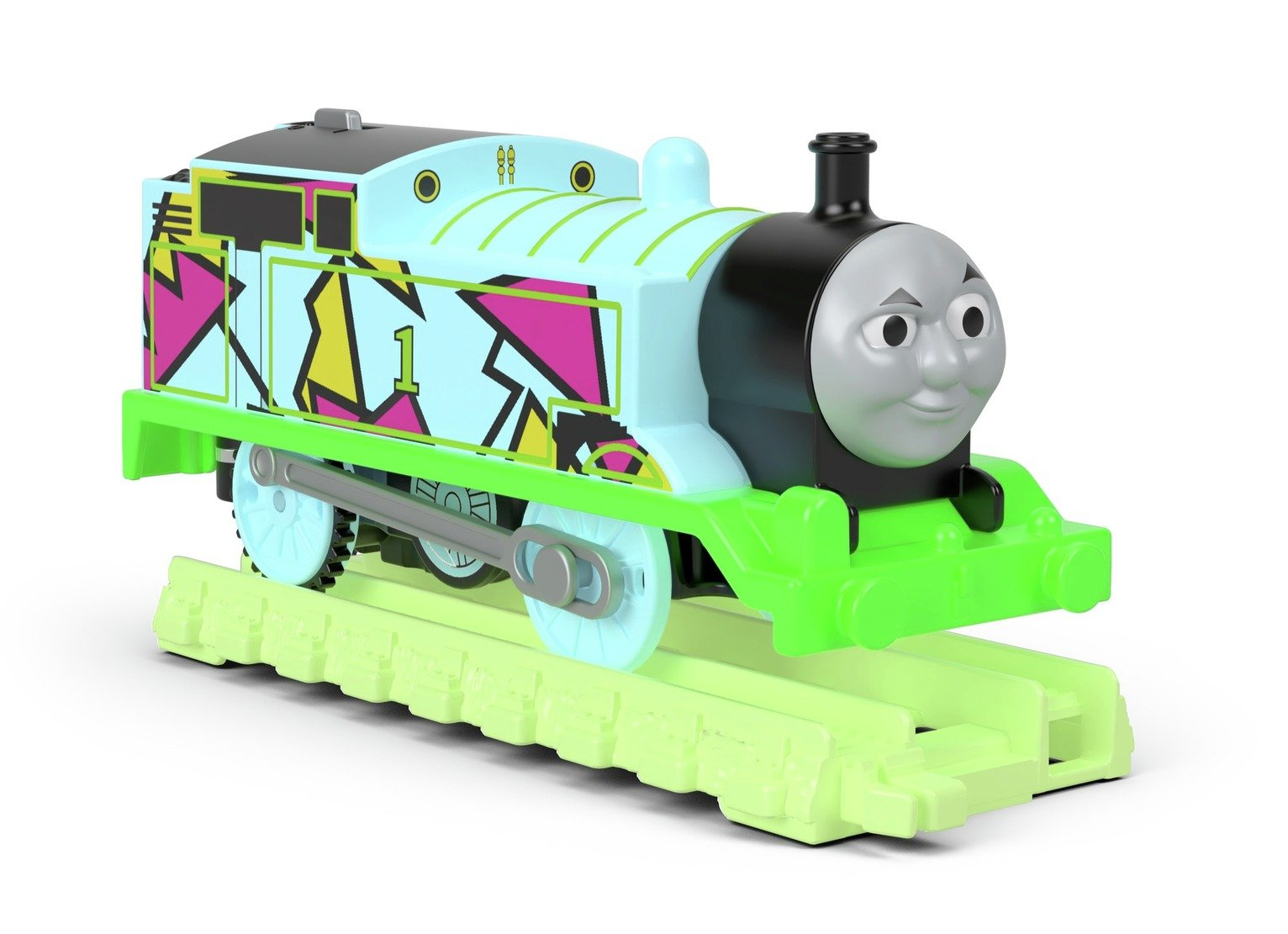 Thomas & Friends Thomas Hyper Glow TrackMaster Thomas