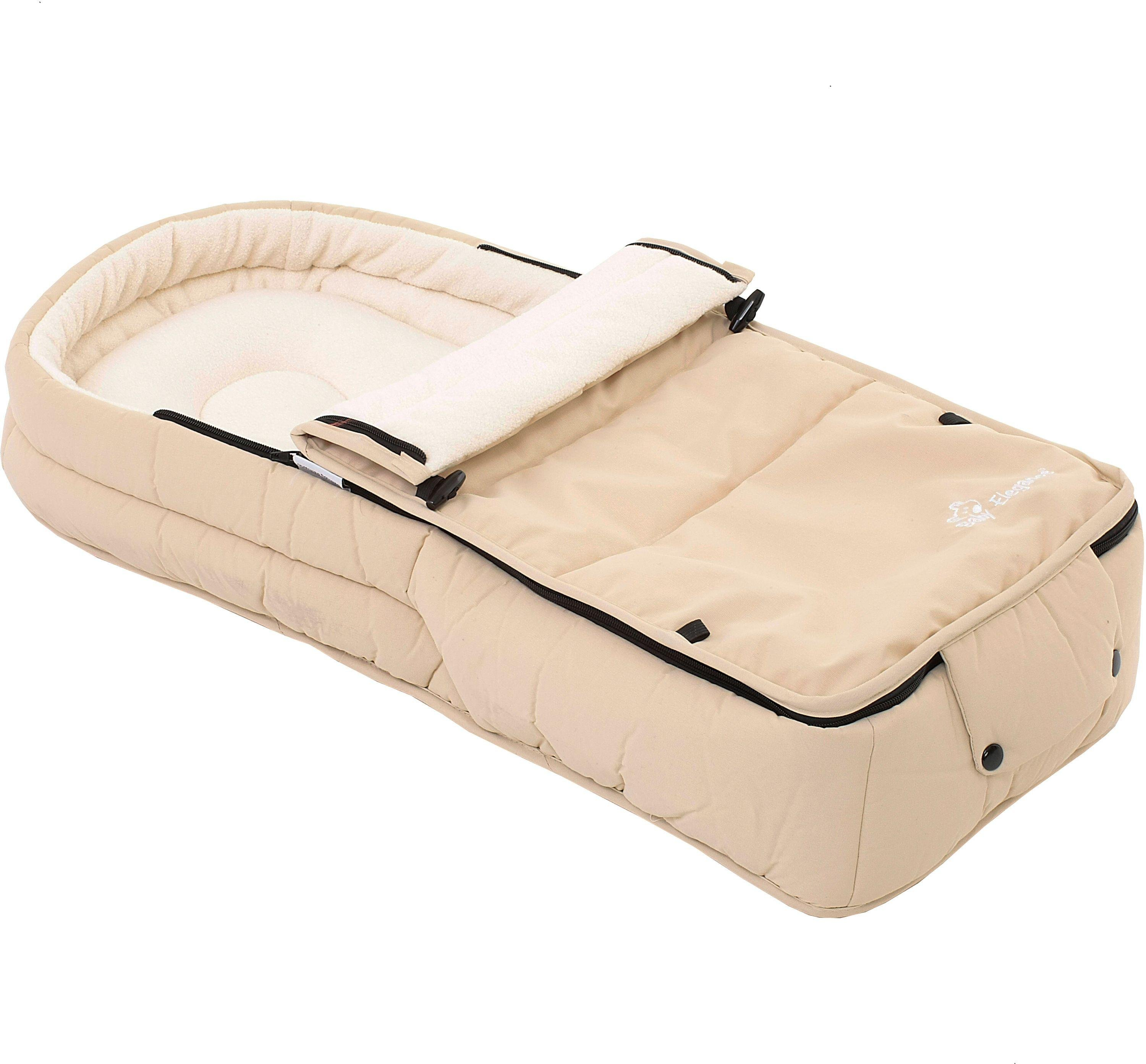 Image of Baby Elegance Snuggy Buggy - Cream.