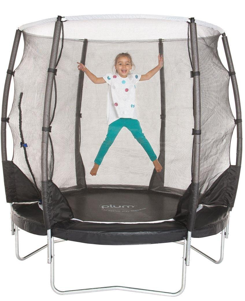 Plum 6ft Magnitude Trampoline with Enclosure