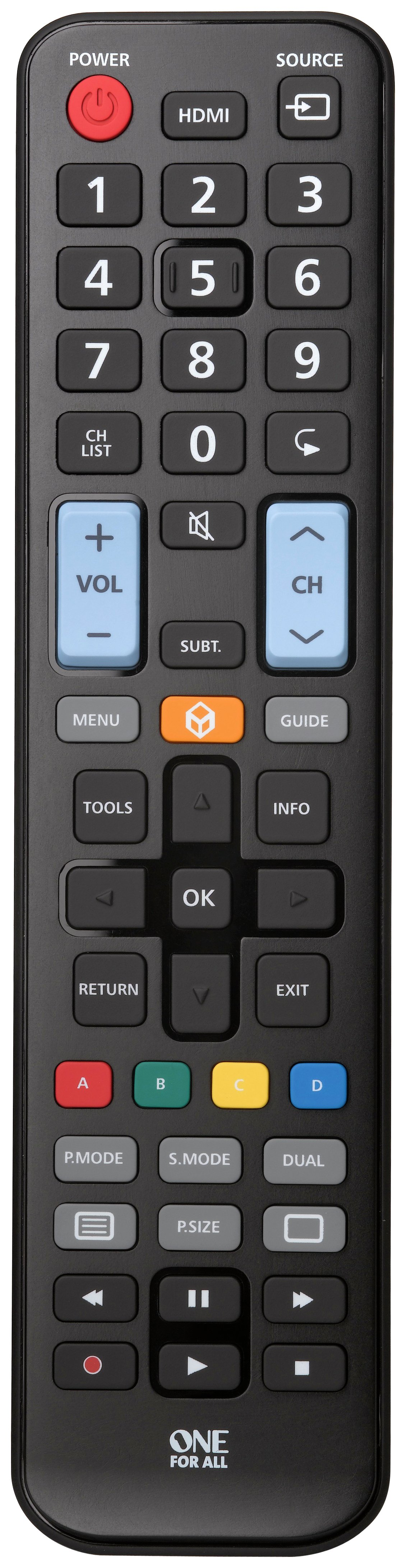 One For All One For All Samsung Remote Control.