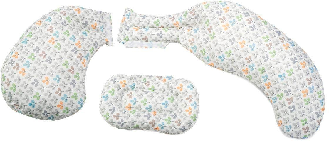 Image of Boppy Total Body Pillow - Silverleaf.
