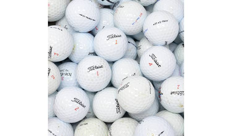 Titleist Lake Golf Balls in a Box - Pack of 100