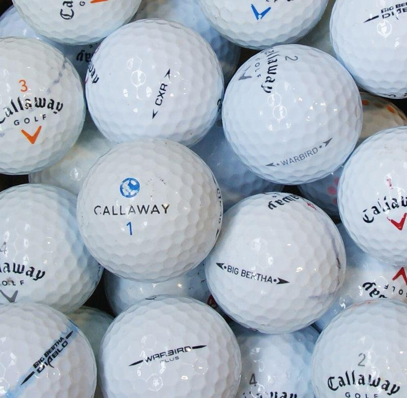 Image of Callaway - 100 - Golf Lake Balls in a Box