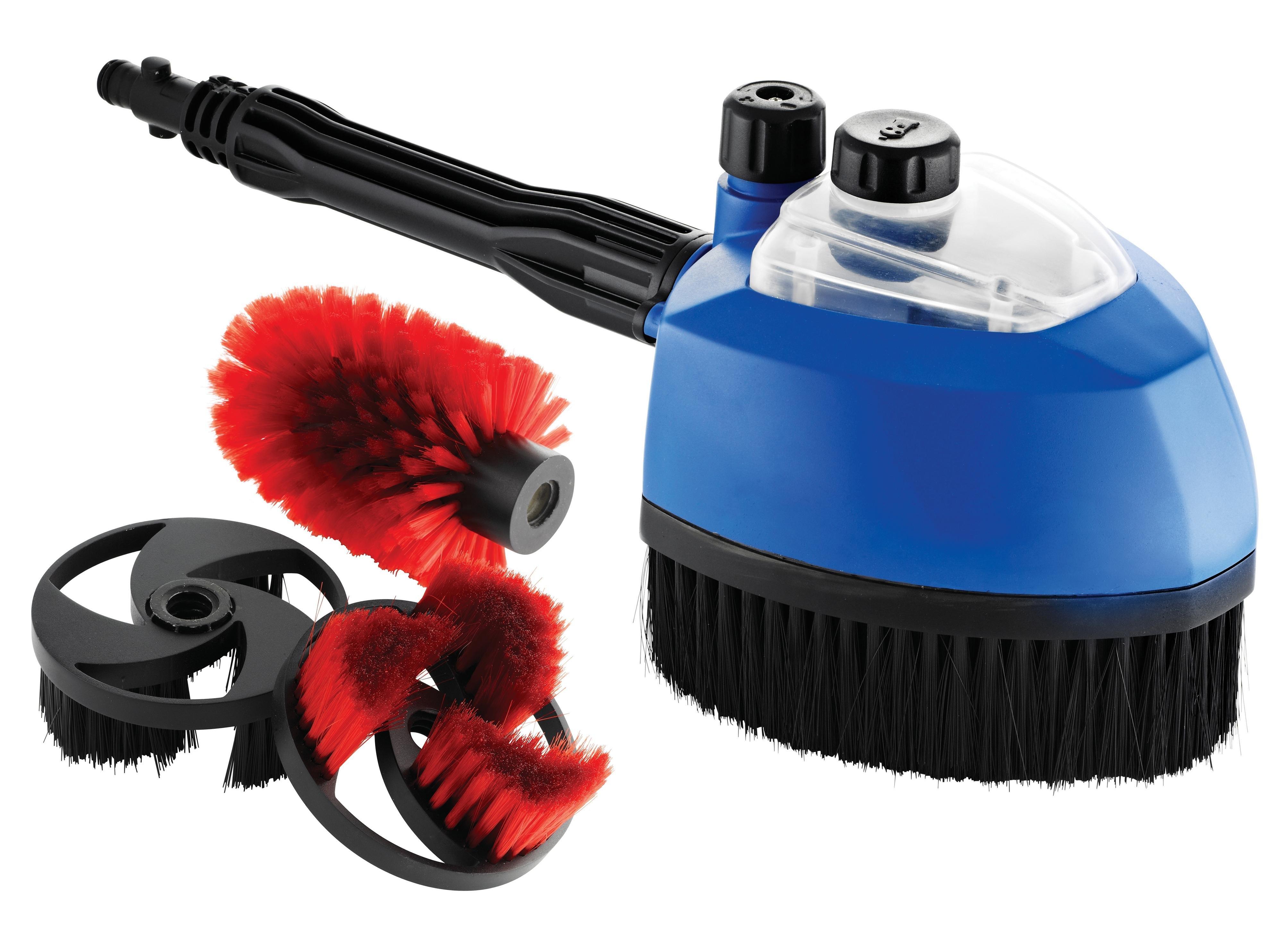 Nilfisk - Rotating Car, Wheel and Garden Brush Kit lowest price