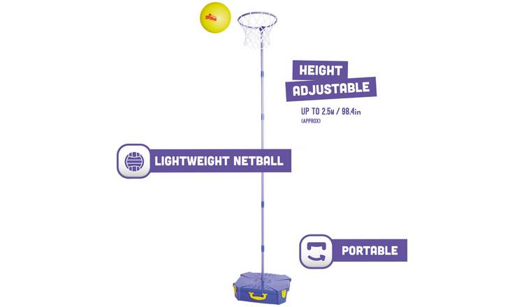 Netball All Surface Swingball.