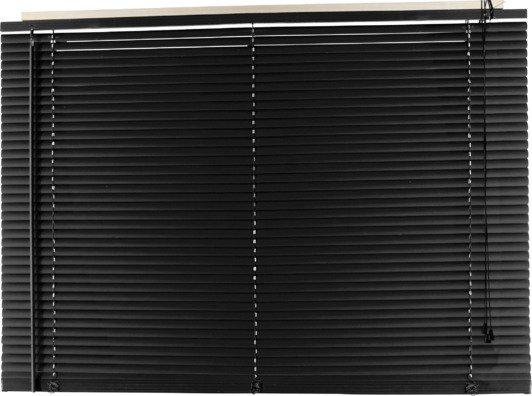 Argos Home PVC Venetian Blind - 2ft - Jet Black