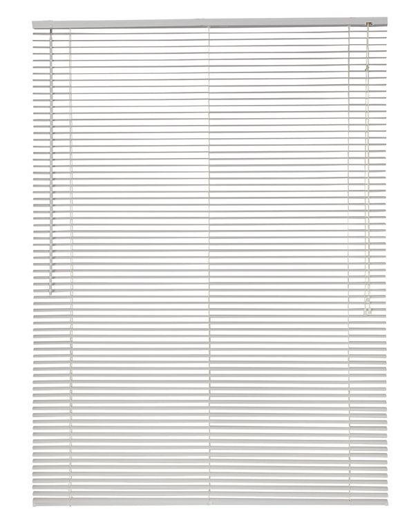 Argos Home 25mm PVC Venetian Blind - Super White