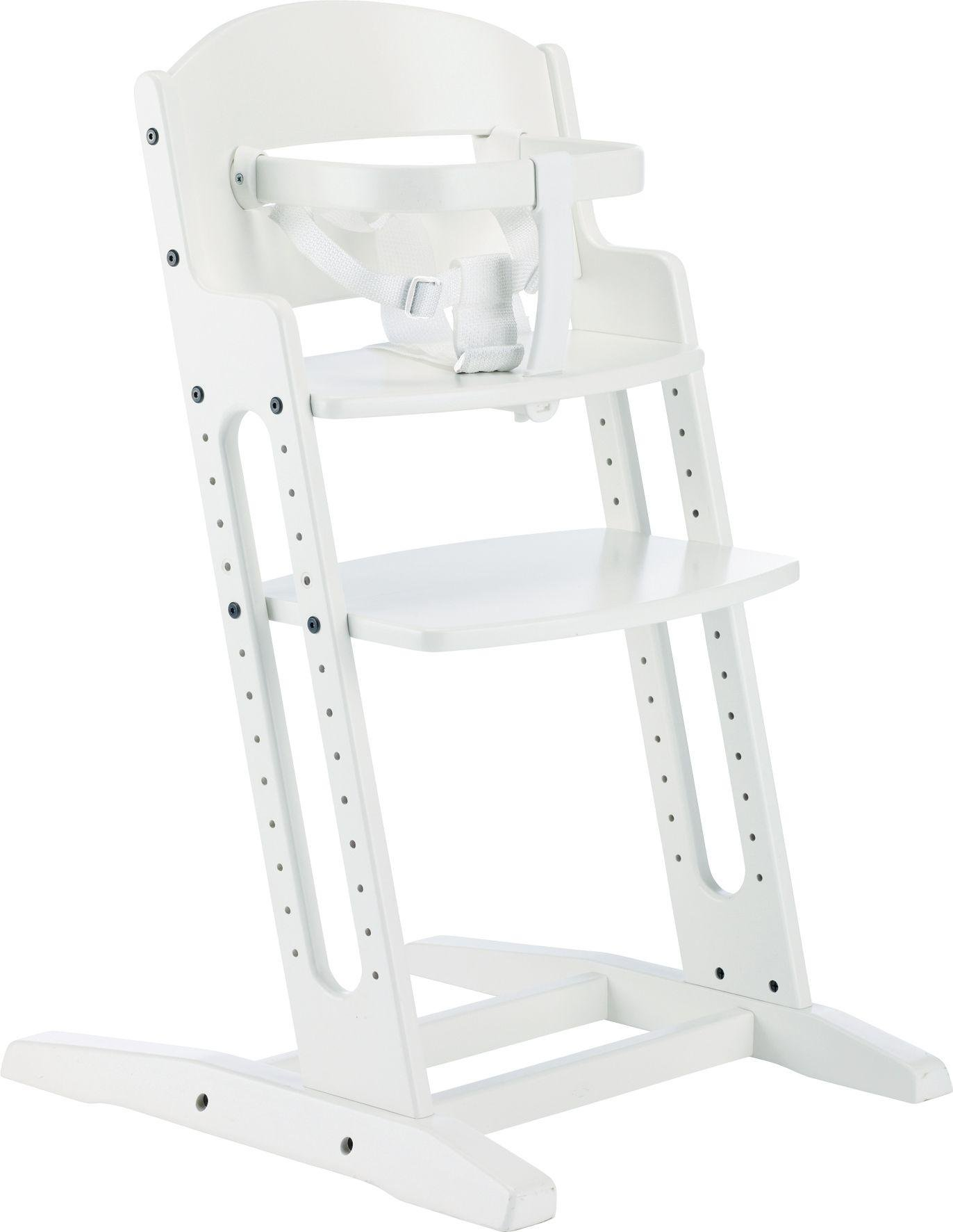 Image of BabyDan - Danchair - Highchair - White