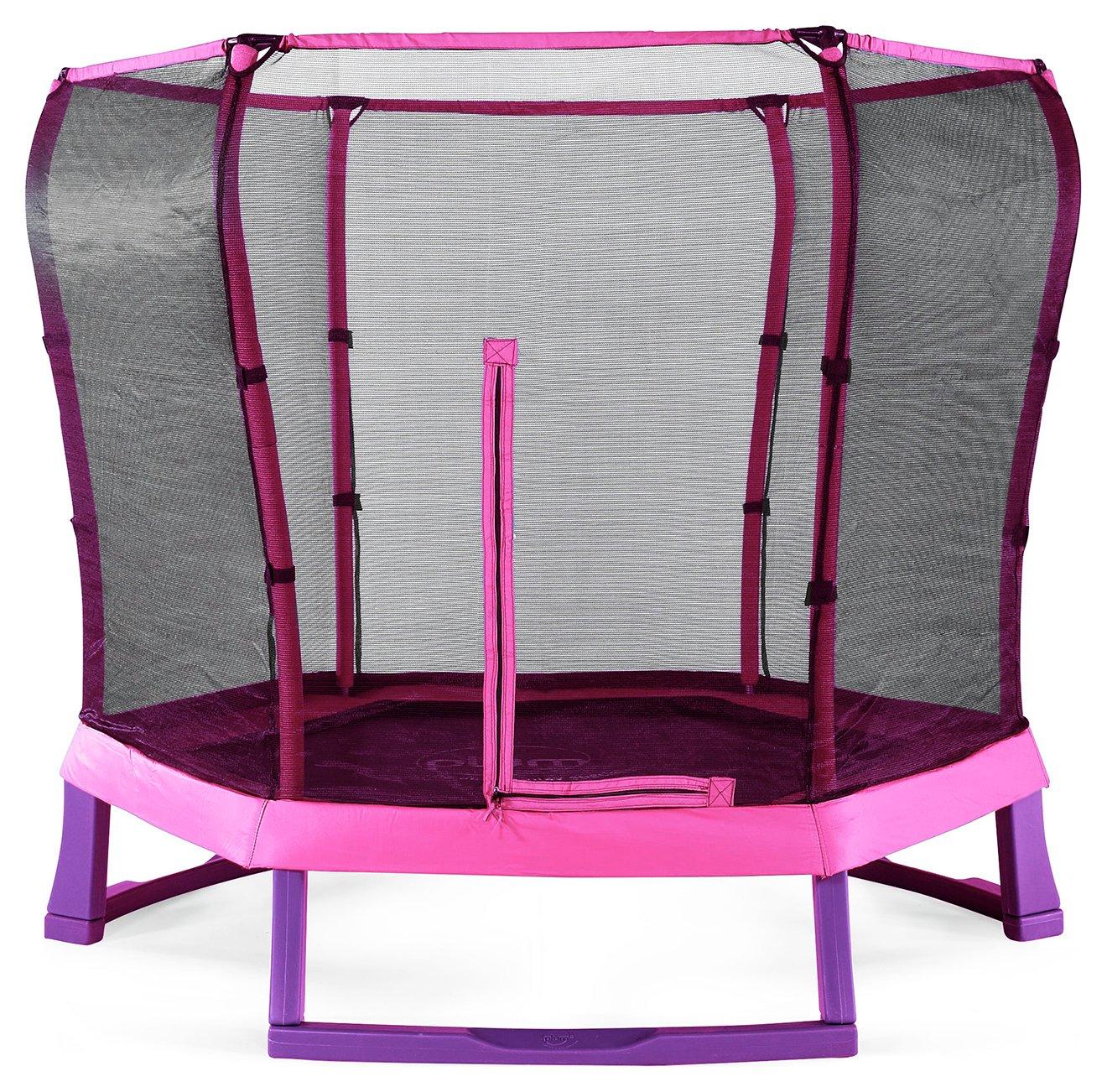 Plum - Products 7ft Junior Jumper - Trampoline & Enclosure