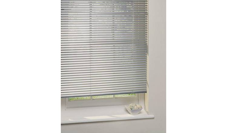 Buy Argos Home 25mm Aluminium Venetian Blind Silver Blinds