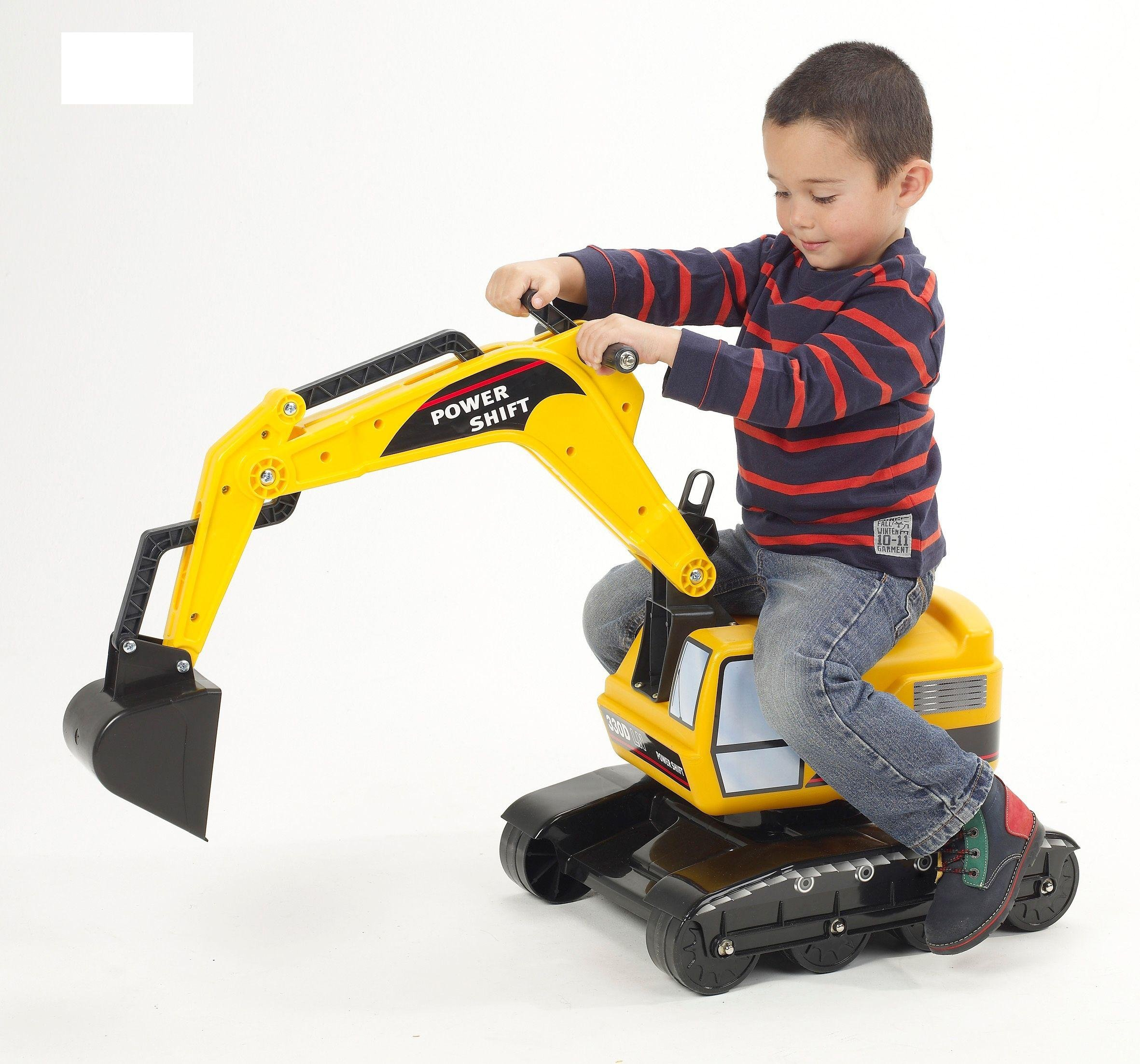Image of Falk sit and ride Multi Positional Digger