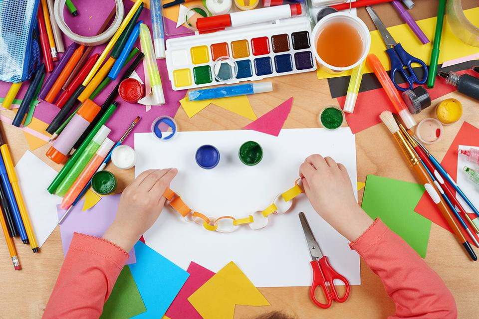Craft ideas for kids.