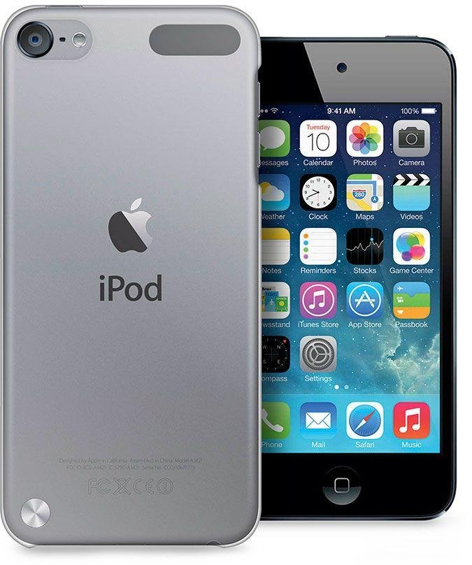 iPod Touch Hard Shell Case - Clear