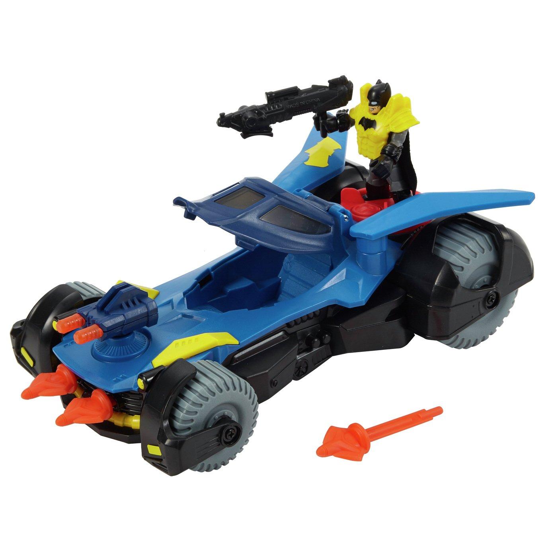 Imaginext DC Super Friends Batmobile Playset