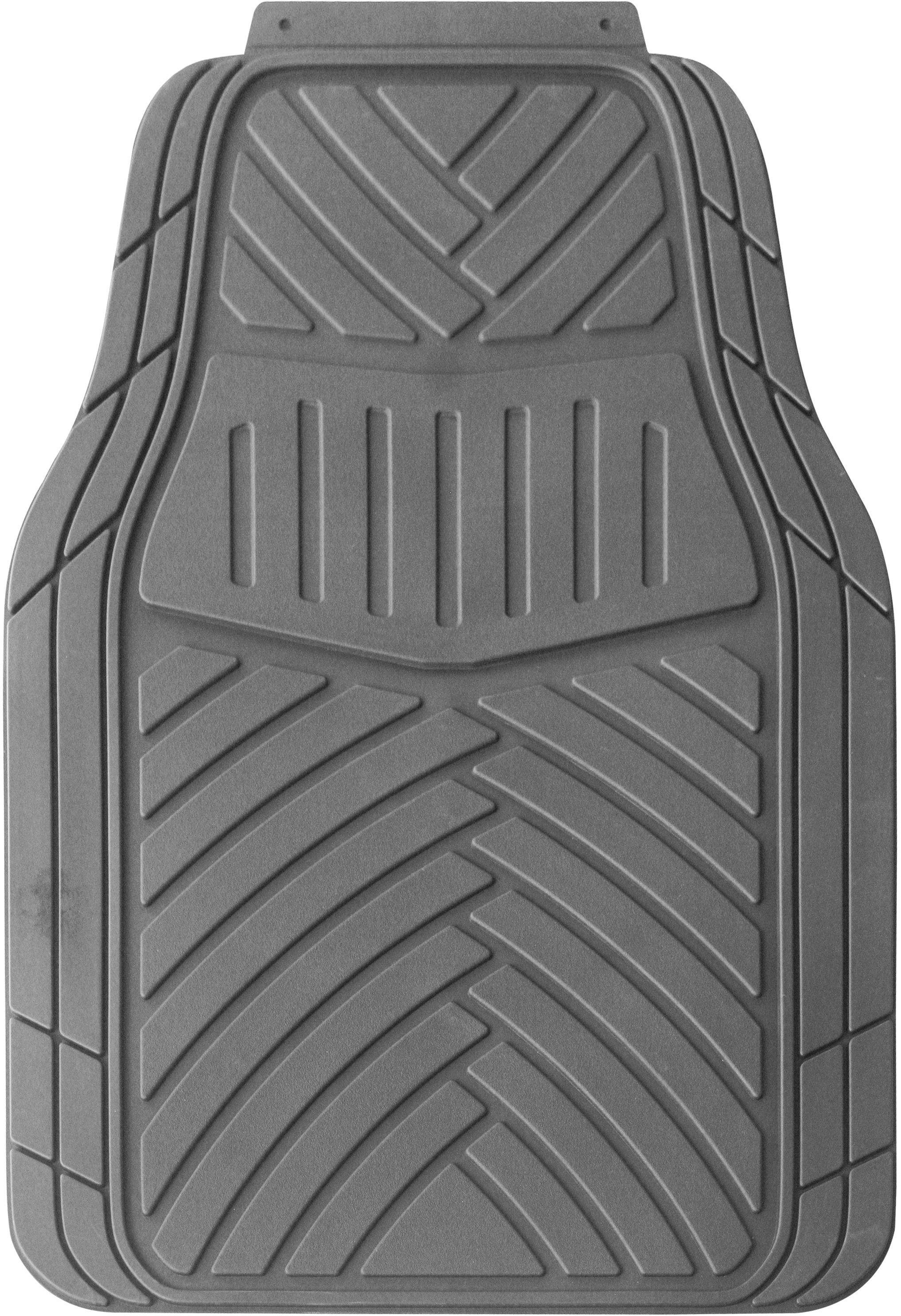 Image of Cosmos - Duro All Weather 4 Piece Car Mat Set - Grey