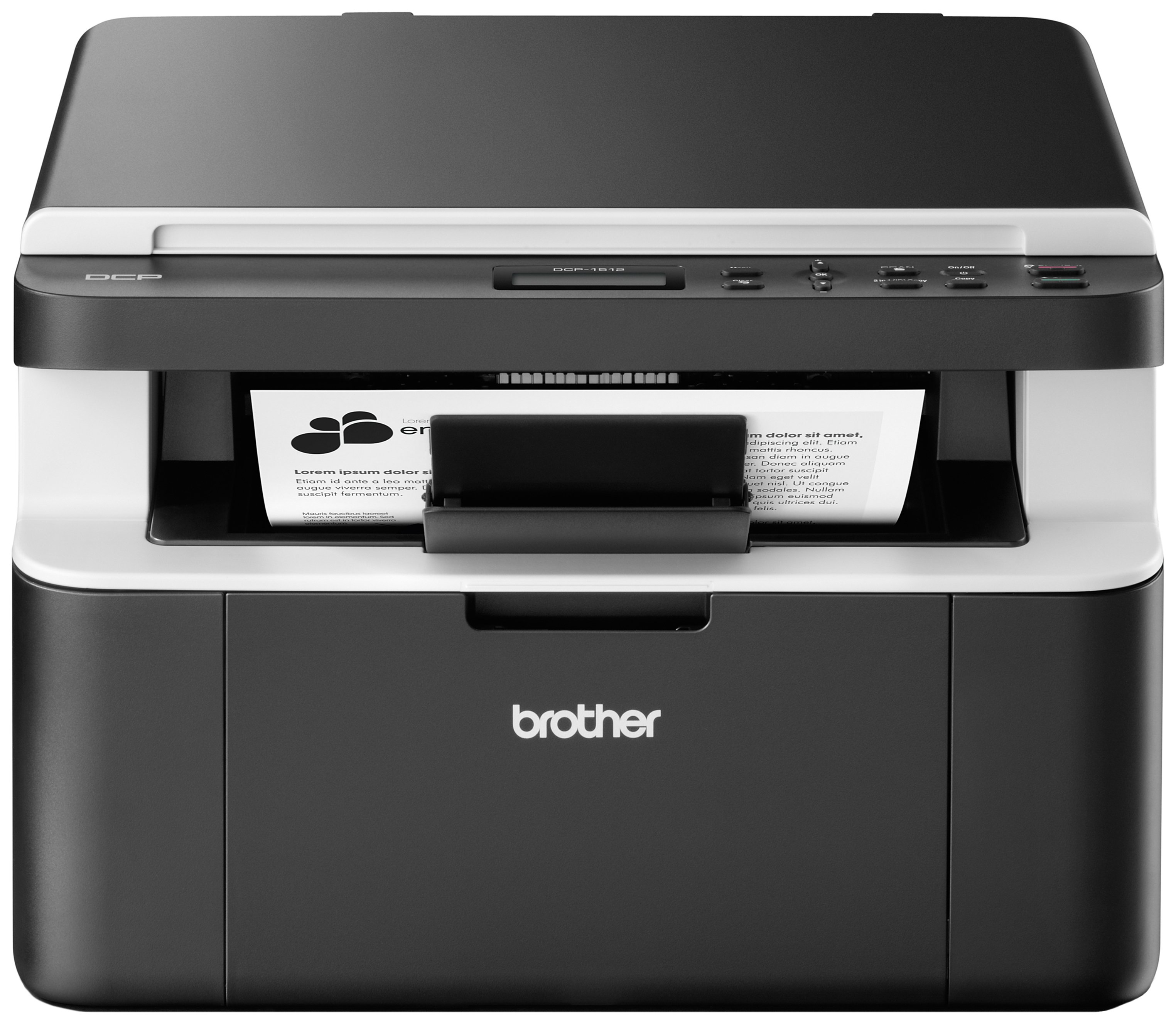 brother dcp 1612w wi fi all in one mono laser printer. Black Bedroom Furniture Sets. Home Design Ideas