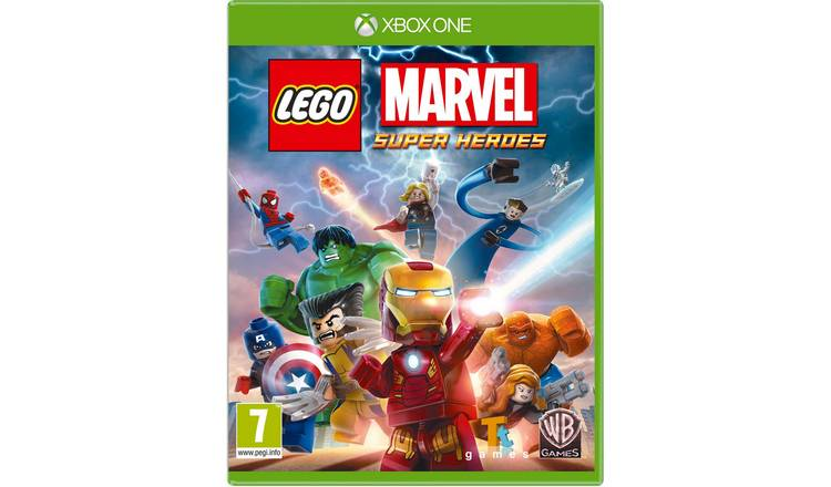 Buy Lego Marvel Super Heroes Xbox One Game Xbox One Games