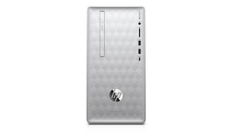 HP Pavilion Ryzen 5 8GB 1TB 128GB Desktop PC