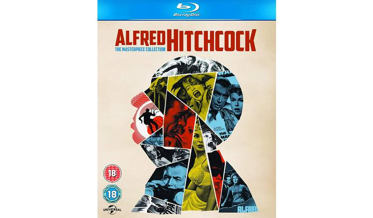 Alfred Hitchcock: The Masterpiece Collection DVD Box Set